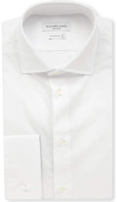Richard James Cotton-poplin regular-fit shirt