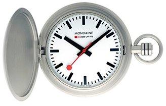 Mondaine (モンディーン) - Mondaine - A660.30349.16SBB - Montre Gousset - Homme - Quartz Analogique