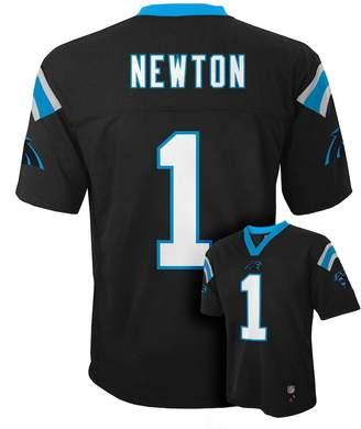 Boys 8-20 Carolina Panthers Cam Newton NFL Replica Jersey