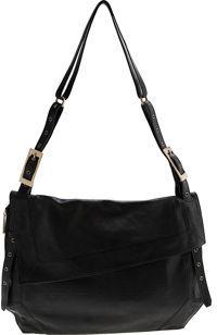 Kooba Jenny Shoulder Bag- Black