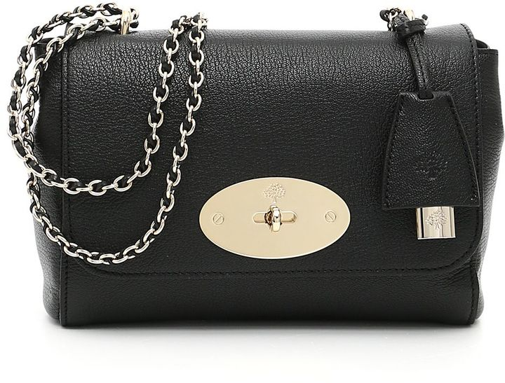 Mulberry Small Classic Grain Lily Bag