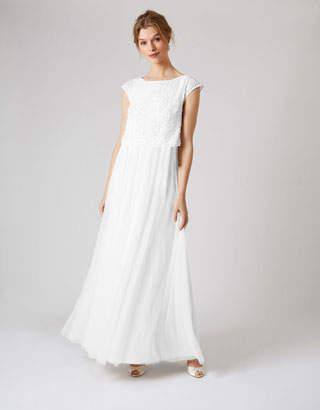 Monsoon Pippa Lace Bridal Top