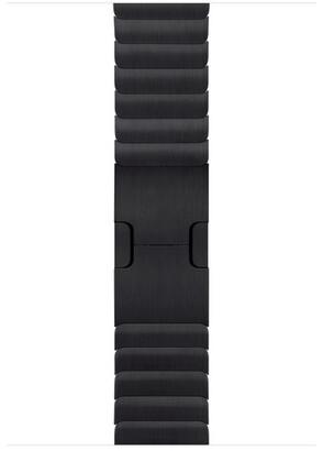 Apple 42mm Space Black Link Bracelet
