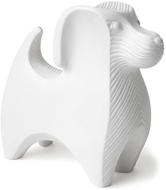 Jonathan Adler Dog Ceramic Figurine