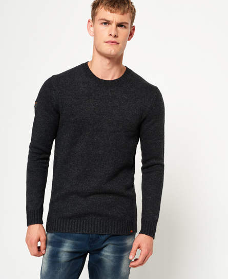 Arno Crew Neck Jumper