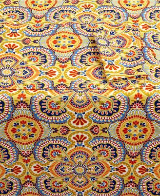 """Fiesta Rio Table Linens Collection 84"""" Oblong Tablecloth"""