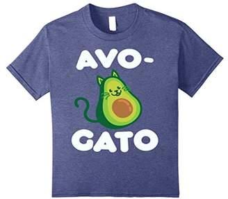 AVOGATO Avocato cat Funny Avocado T Shirt
