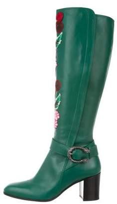 e4f20811493 Gucci Floral Boots For Women - ShopStyle Australia