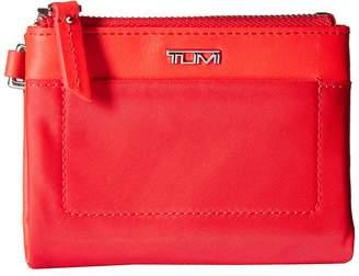 Tumi Voyageur Double Zip Wallet Wallet Handbags
