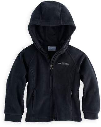 Columbia Toddler Girl Three Lakes Fleece Hoodie Jacket