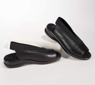 Spring Step Flexus by Open-Toe Slingback Sandal - Abare