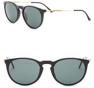 Versace Pop Chic 52mm Sunglasses
