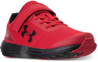 Under Armour Little Boys' Surge Ac Running Sneakers from Finish Line