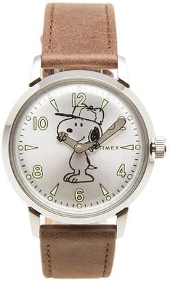 Timex x Peanuts Welton Snoopy Watch