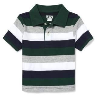 Children's Place The Short Sleeve Stripe Polo Shirt (Baby Boys & Toddler Boys)