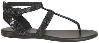 Hogan Valencia Flat Sandals
