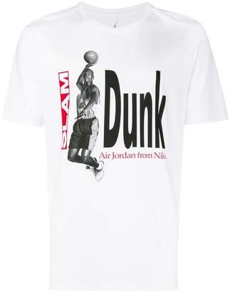 Nike Jordan Air Photo basketball T-shirt