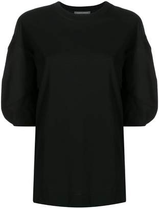 Alberta Ferretti short sleeved sweatshirt