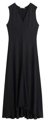 MANGO Recycled polyester dress