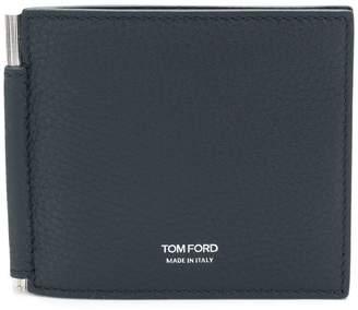Tom Ford billfold money clip wallet