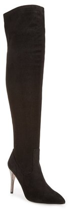 Nina 'Rocklin' Over the Knee Boot (Women) $148.95 thestylecure.com