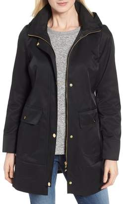 Kristen Blake Hooded Rain Jacket