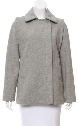 MM6 MAISON MARGIELA MM6 Maison Martin Margiela Wool Short Coat