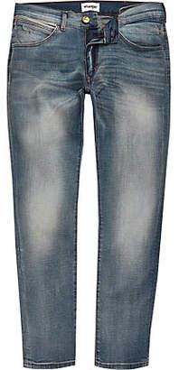 Wrangler light blue Bryson jeans