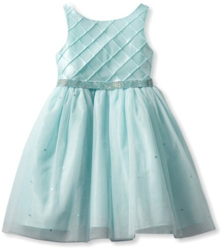 Sweet Heart Rose Girls 2-6X Sequin Special Occasion Dress