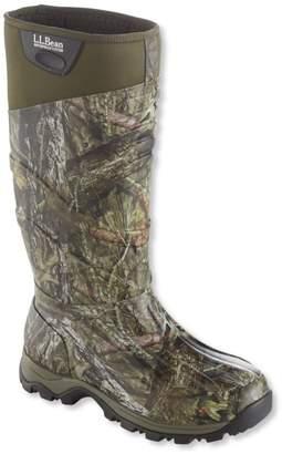 L.L. Bean L.L.Bean Ridge Runner Rubber Camo Hunting Boots