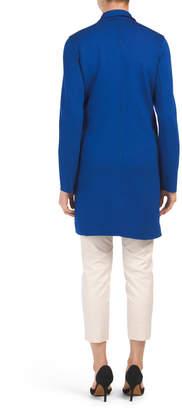Long Sleeve Modern Fit Blazer