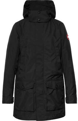 Crew Dura-Force Light Shell Hooded Jacket