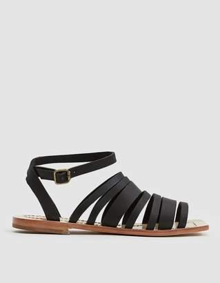 Mari Giudicelli Costa Flat Strappy Sandal