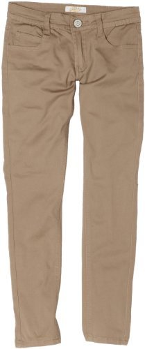 Southpole Kids Girls 7-16 Uniform Low Rise Straight Pant