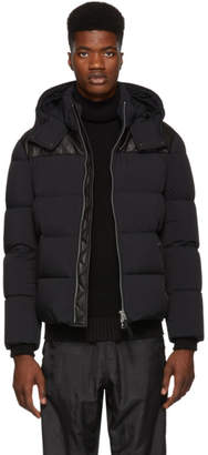 Mackage SSENSE Exclusive Black Rylan Down Jacket