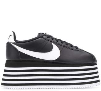 Comme des Garcons Nike x sneakers