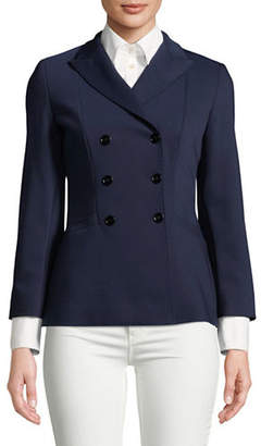 Marella Double-Breasted Blazer