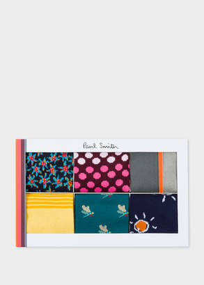 Paul Smith Pick Your Own Socks - Six Pairs