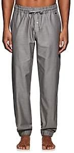 Hanro Men's Loran Cotton Pants - Gray