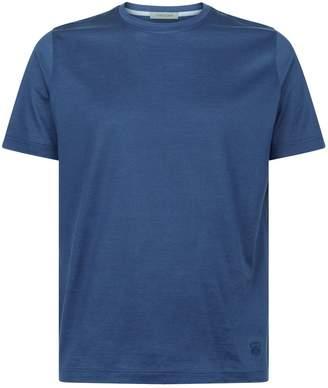 Corneliani Cotton Round-Neck T-Shirt