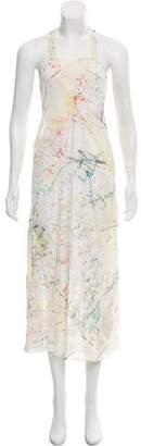 Alexander Wang Sleeveless Silk Dress