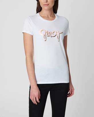 Juicy Couture Script Juicy Tee