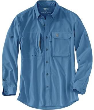 Carhartt Force Extremes Angler Long-Sleeve Shirt - Men's