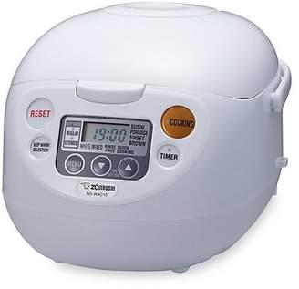 Zojirushi Micom 5.5-Cup Triple Heater Rice Cooker