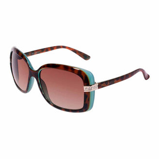 ROCAWEAR Rocawear Full Frame Rectangular UV Protection Sunglasses $28 thestylecure.com