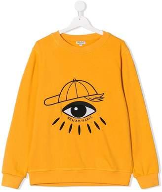 Kenzo TEEN Eye sweatshirt