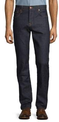 7 For All Mankind Airweft Adrien Straight-Leg Jeans