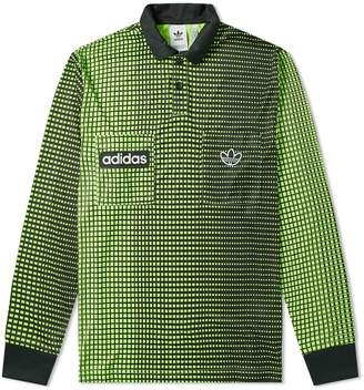 adidas Long Sleeve Referee Jersey