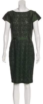 Tory Burch Wool & Silk-Blend Dress w/ Tags