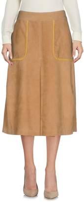 Muller of Yoshio Kubo 3/4 length skirts